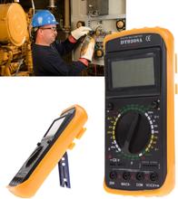 Unihome New DT9208A LCD Display Professional Handheld Tester Digital Multimeter
