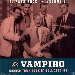 Norton El Vampiro El Paso Rock - Vol. 8-El Vampiro El Paso Rock [Vi...