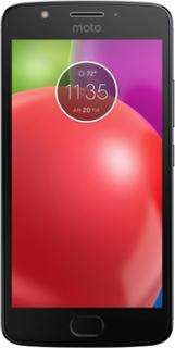 Motorola MOTO E4 PLUS 3/16GB DUAL SIM IRON GRAY