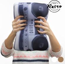 Retro Radioformet Dekorativ Antistress Pude