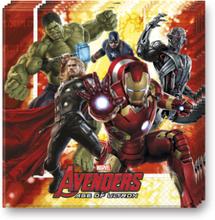 Avengers, Servetter