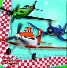 Flygplan servetter