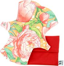 Anavy - SLIP (Slipeinlagen) - Baumwolle (21x7cm) - 2 Stück & Beutel - Abby Rose
