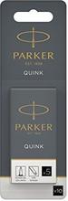Parker Quink sort blækpatroner