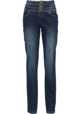 Jeans i powerstretch, kort
