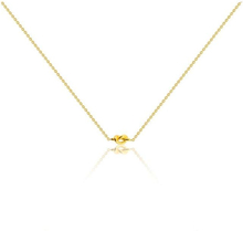 Sophie By Sophie Knot Necklace – Gold