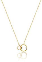 Sophie By Sophie Mini Circle Necklace – Gold