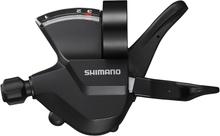 Shimano SL-M315 3S Vänster Växelreglage Svart, 3-Delt, Framväxel/vänster
