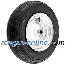 CST C-179 ( 4.80/4.00 -8 2PR TT NHS, SET - Reifen mit Schlauch, schwarz )