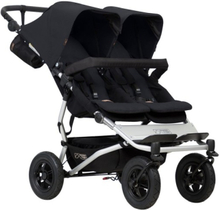 Mountain Buggy Duet v3.2 Syskonvagn (Svart Black)