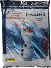 Panini Frozen 2 Starter Pack Samlaralbum - 84% rabatt