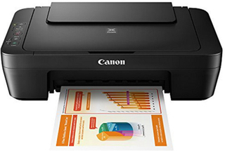 Multifunktionsprinter Canon Pixma MG2550S A4 Wifi USB Farve