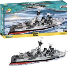 COBI-4821 HMS Belfast Light Cruise - 1480 deler