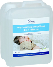 Ulrich natürlich - Weich- und Hygienespülung (3in1) - 1 Liter & 5 Liter - 5 Liter Kanister