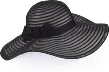 Hatt rosett från Peter Hahn svart