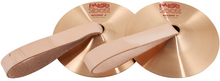 """Paiste 2002 04"""""""" Accent Cymbal Pair"""