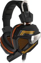 Havit Gaming Headset. USB 7.1 surround. HV-H2158U. BLACK+ORANGE