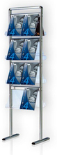 Broschyrställ Alumina 4x4A4