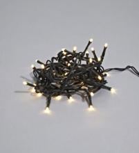 Markslöjd Sken Lyskæde, 80 LED, Varm hvid, 7,9 meter, 24V, IP44