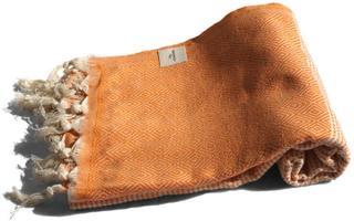Pool – Orange hamam handduk