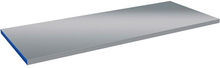 Bordsskiva Tung 40 mm 1200x800 Stål Blå ABS kant