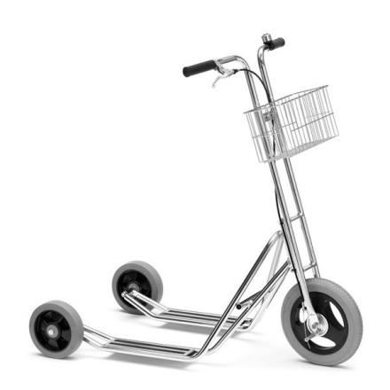 Sparkcykel modell 10