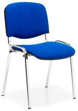 Konferensstol Iso Blå/Krom