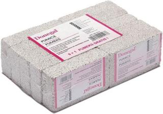 Pimpstein for pedikyr - 10 stk. Økonomipakke