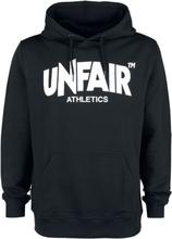Unfair Athletics - Classic Label Hoodie -Hettegenser - svart