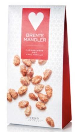 CEMO GOURMET - Brente Mandler 125 gr