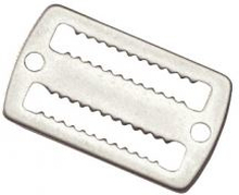 Vægtstopper i stål