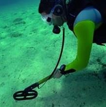 UWM 30 Underwater metal-detector