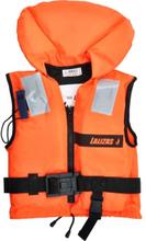 Snorkel og rednings vest 3-10 kg