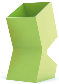 Papperskorg GAP Grön