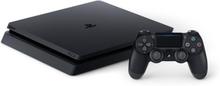 Sony Playstation 4 Slim - (Uden controller) 500GB Sort