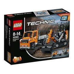 LEGO Technic Vejarbejdshold 42060 - wupti.com