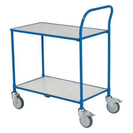 Rullbord Blå 985x830x465mm