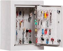 Nyckelskåp för 56 nycklar
