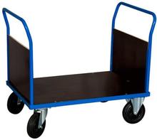 Transportvagn med 2 Gavlar 1200x800mm