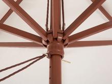 Beliani Parasoll 270 cm beige TOSCANA