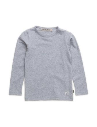 Basic T-Shirt Ls -Solid - Boozt