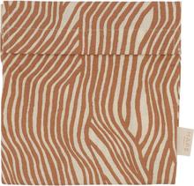 Haps Nordic - Sandwich bag - Terracotta Wave
