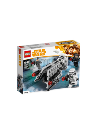 Star Wars 75207 Kejserlig patrulje Battle Pack - Proshop