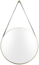 Balanced Round Mirror