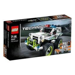 LEGO Technic Politi-interceptor 42047 - wupti.com