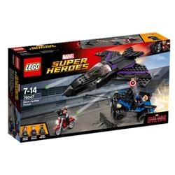 LEGO Super Heroes BlackPanther på jagt 76047 - wupti.com