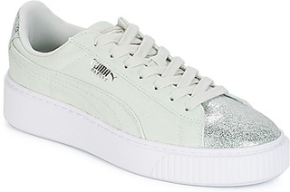 Puma Sneakers BASKET PLATFORM CANVAS W'S Puma
