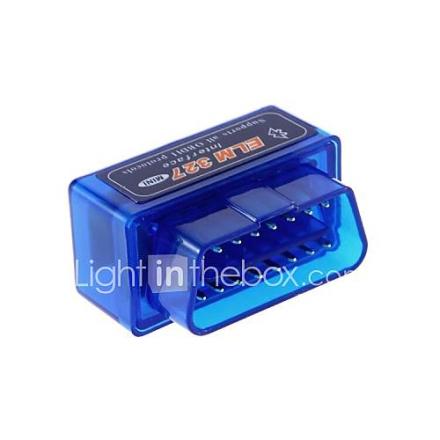 Super Mini Bluetooth ELM327 OBD2 Car Diagnostic