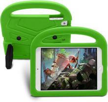 iPad Mini 1/2/3/4/(2019) Børne cover - Sparrow Kickstand Cover - Grøn