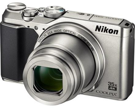 Nikon Coolpix A900 Sølv, Sort (VNA911E1)